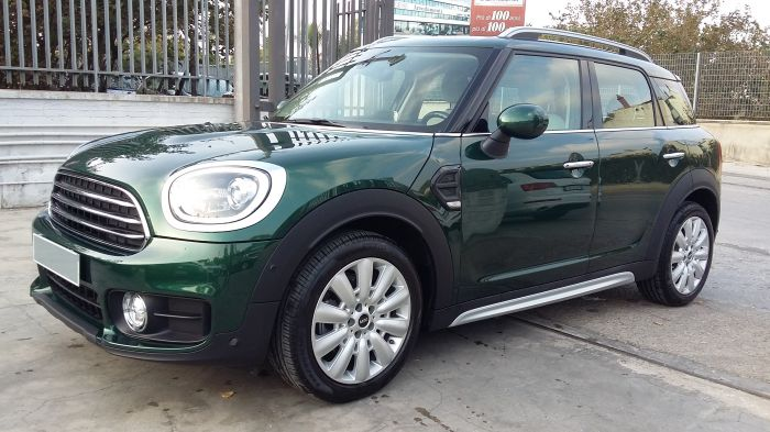 MINI - Cooper D Countryman