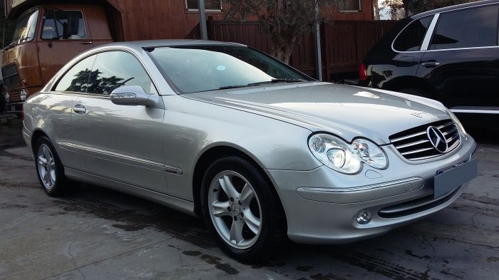 Mercedes-Benz-CLK 270