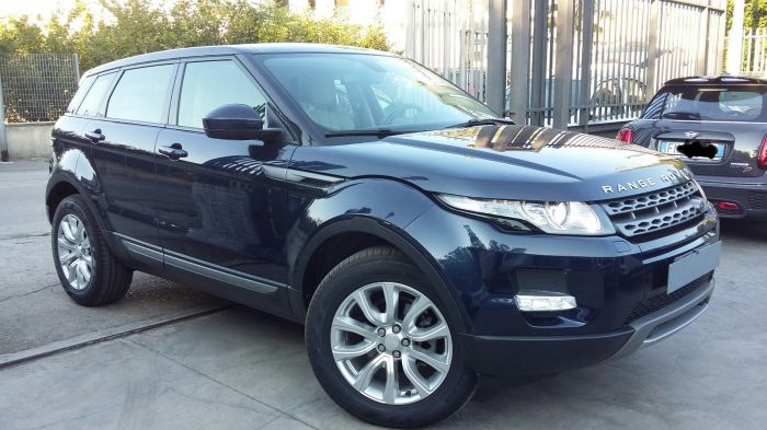 Land Rover - Range Rover Evoque
